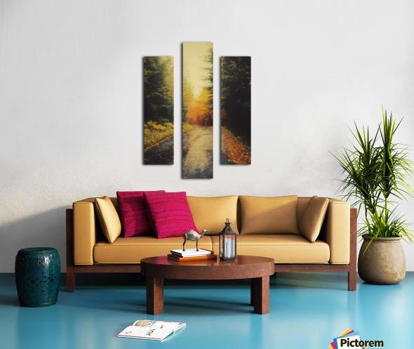 Autumnal Landscape 4 Canvas print