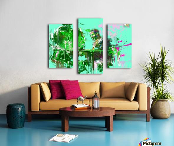 Untitled 9 Canvas print