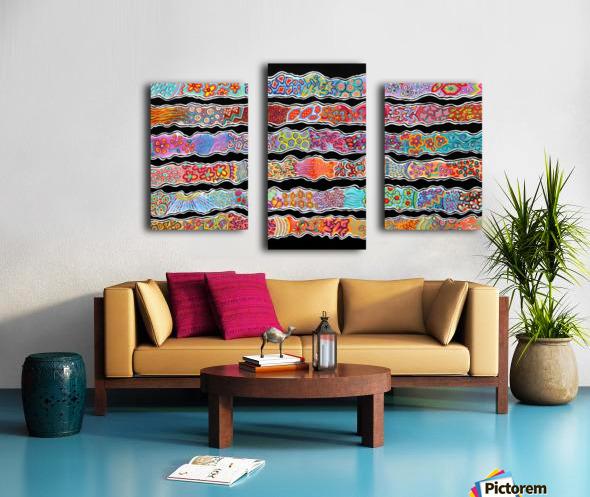 Streams Of Joy Canvas print