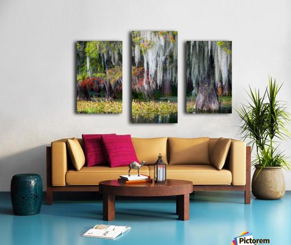 Spot Me Out Canvas print