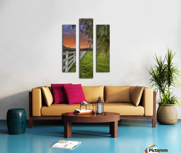 American Dream Canvas print