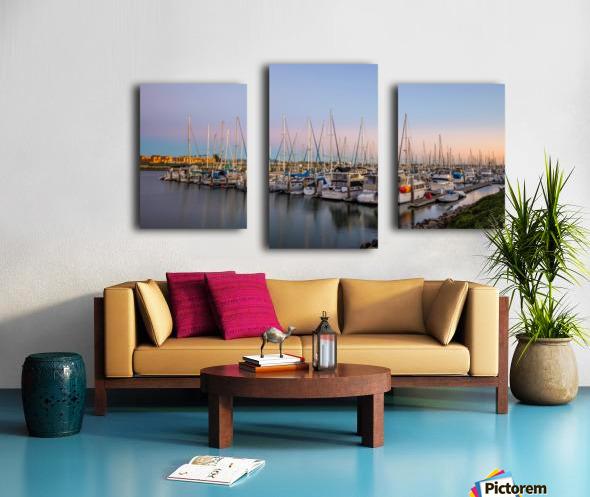 Full House Canvas print
