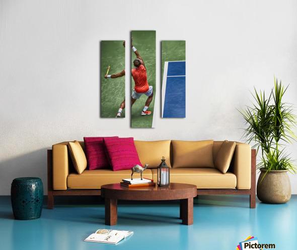 NADAL Canvas print