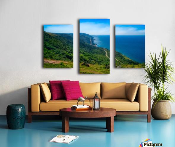 Cap Rouge Vista Canvas print