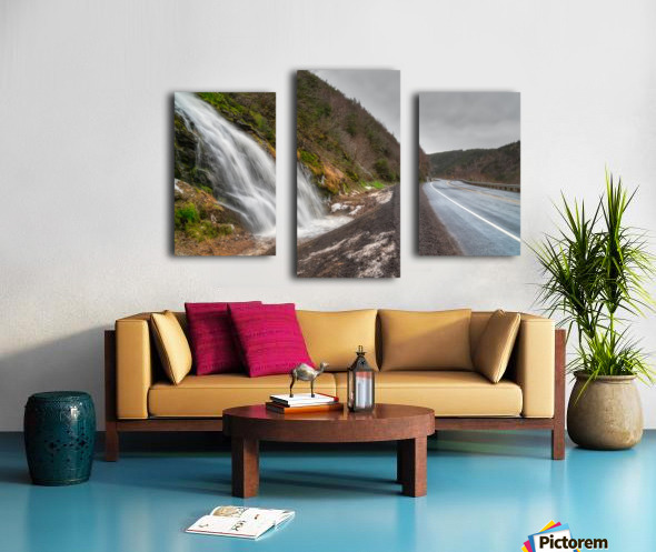 Niagara on the French - CBHNP Canvas print
