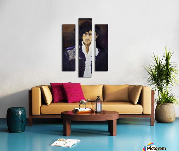 Prince_High_Res Impression sur toile
