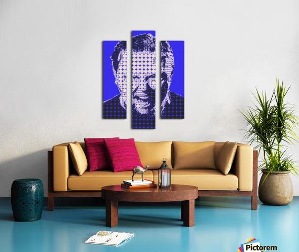 James Hetfield Canvas print