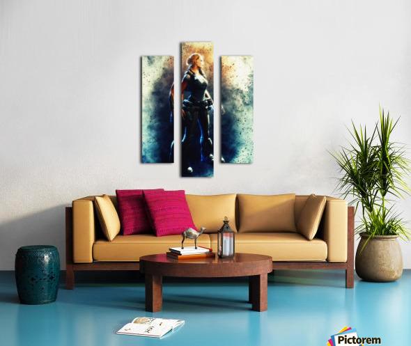 Anya Stroud Canvas print