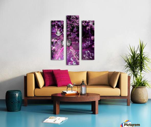 Inspire  Impression sur toile