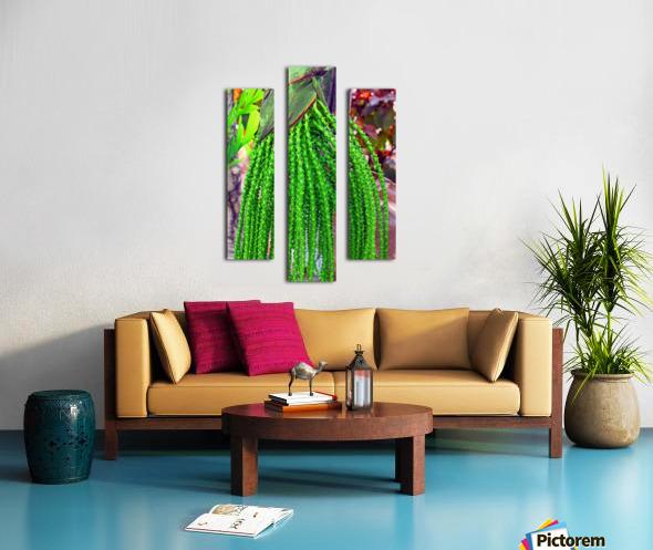 Plant Dreads Canvas print