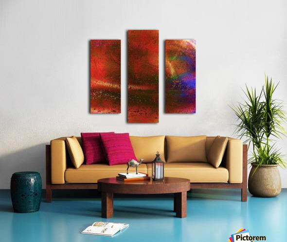 Targetor Canvas print