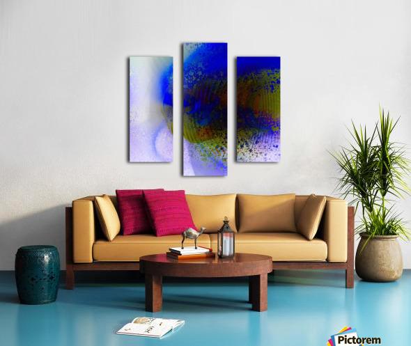 Azitum 2 Canvas print