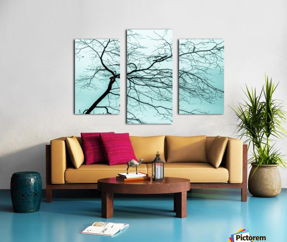 Branchlets Canvas print