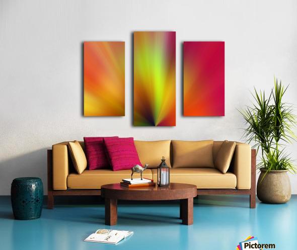 Untitled Impression sur toile