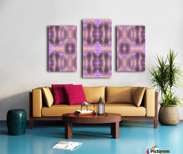 TACHYONI  Canvas print