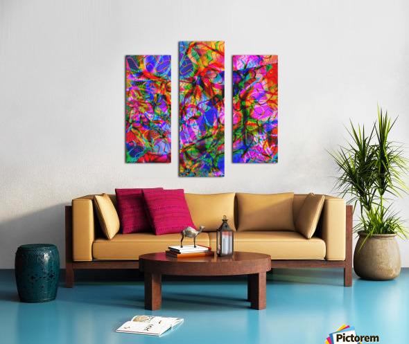 Jazz_Fusion_Series_2 Canvas print