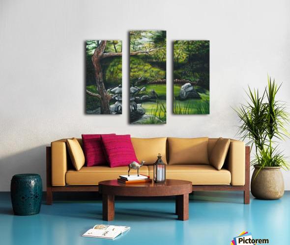 Minnesota Arboretum Canvas print