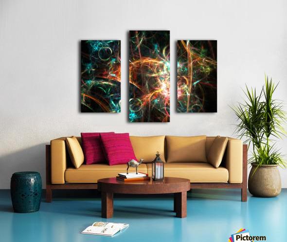 Discovery e Canvas print