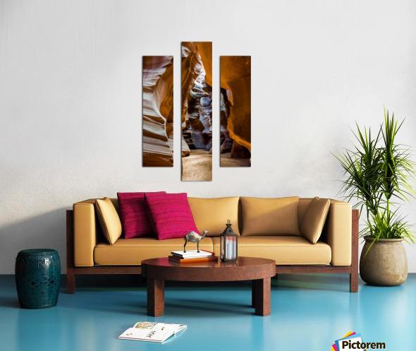 Upper Antelope Canyon 5 Canvas print