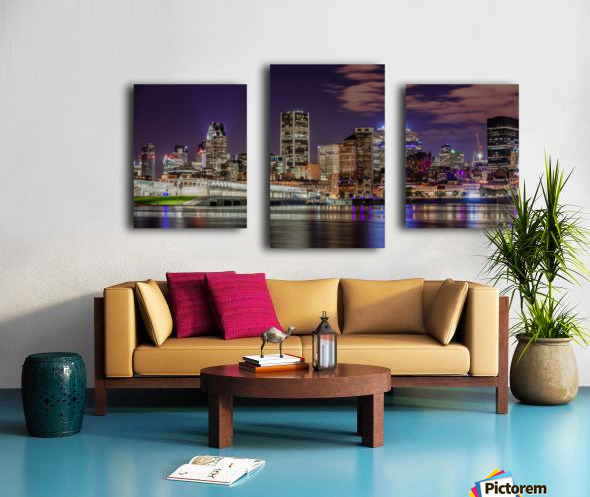 _TEL0662 Edit Canvas print