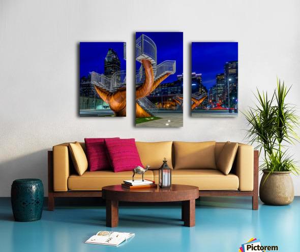 _TEL5194 HDR 1 2 Canvas print