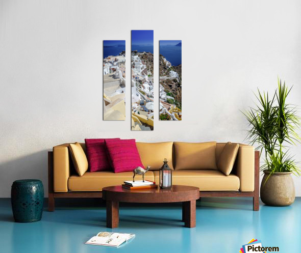 _TEL4087 Canvas print