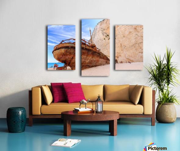 _TEL3227 Canvas print