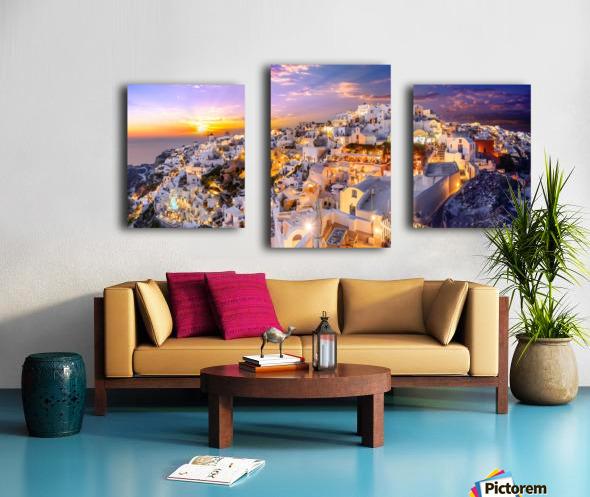 _TEL4301 Canvas print