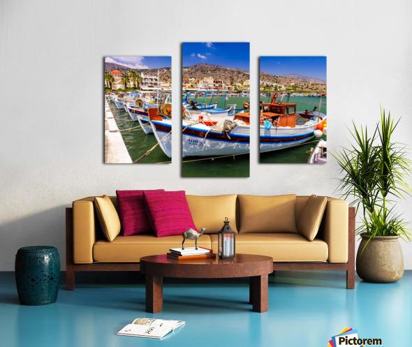 _TEL3860 Canvas print