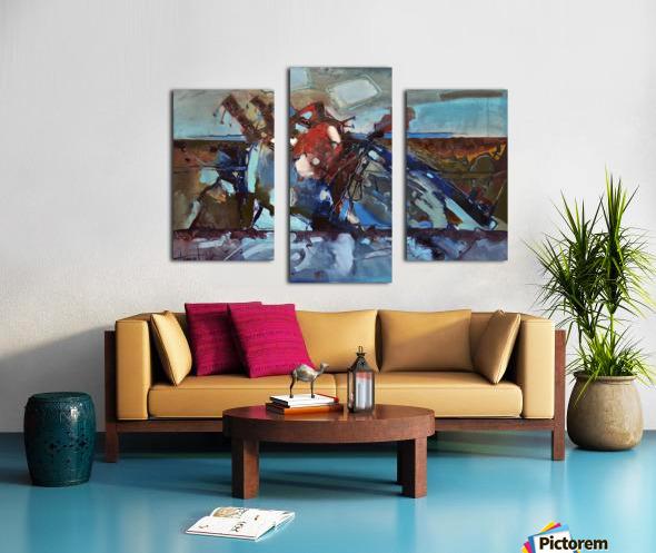 ALXF0009 Canvas print