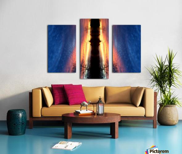 lanscape 11 Canvas print