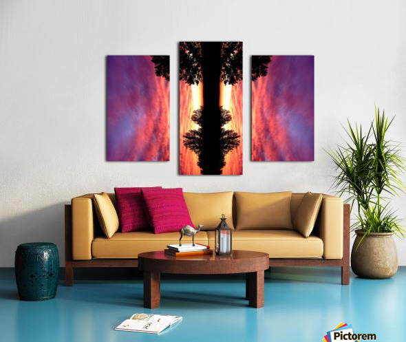 nube 43 Canvas print