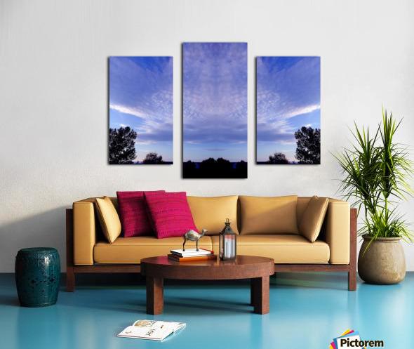 nube 44 Canvas print