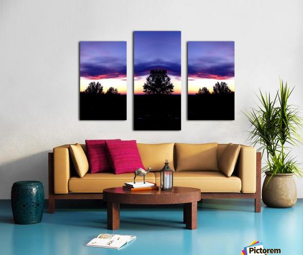 nube 48 Canvas print