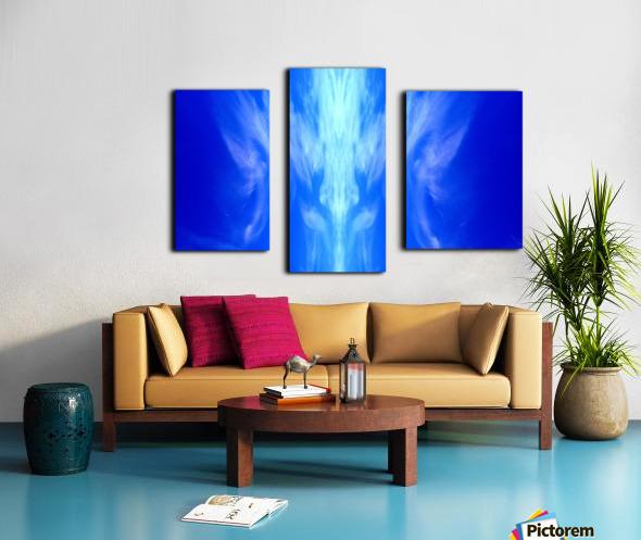 nube 54 Canvas print