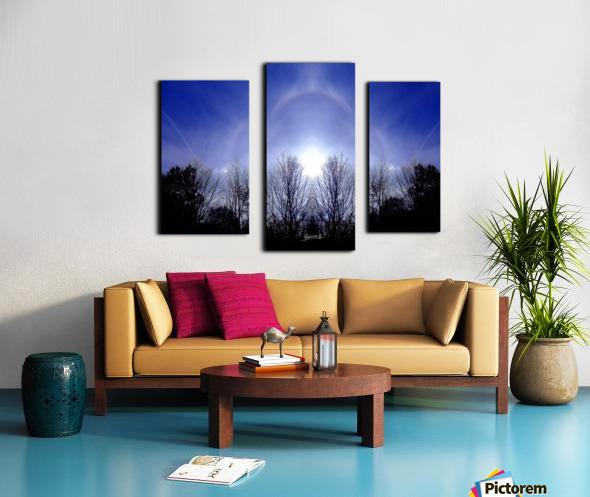 nube 55 Canvas print