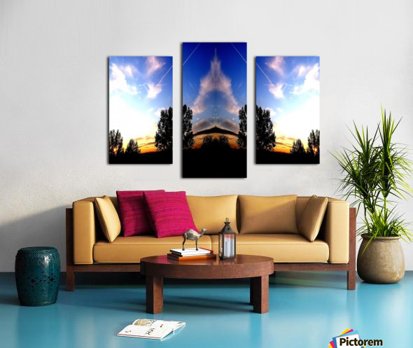 nube 59 Canvas print