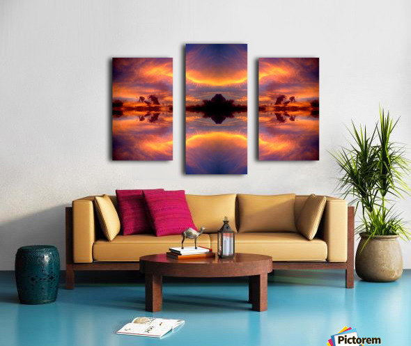 Skipe 24 Canvas print
