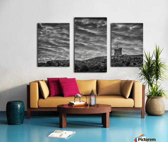 Amazing Skies Canvas print