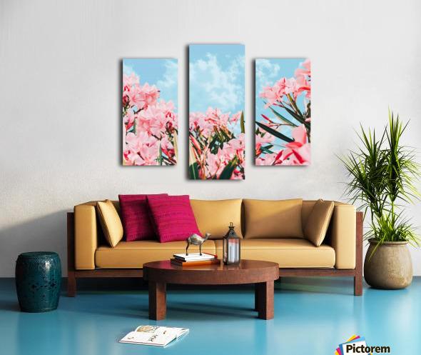 Blush Blossom II Canvas print