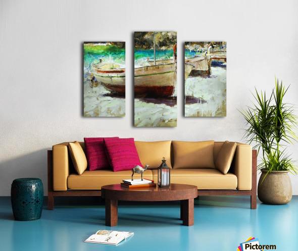 Panorama1 Canvas print