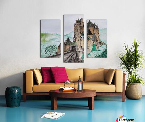 Landscape_DKS_1 Canvas print