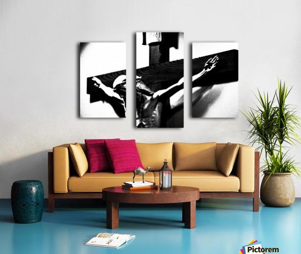 Savior 1 Canvas print