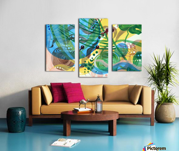 GARMONIY Canvas print