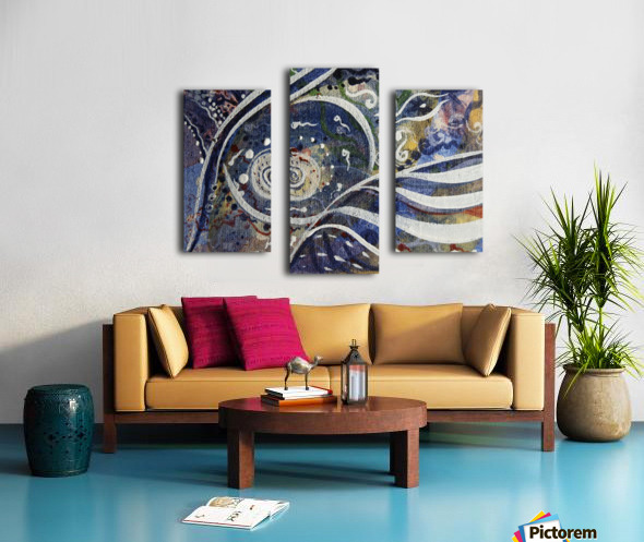 Obtain Canvas print