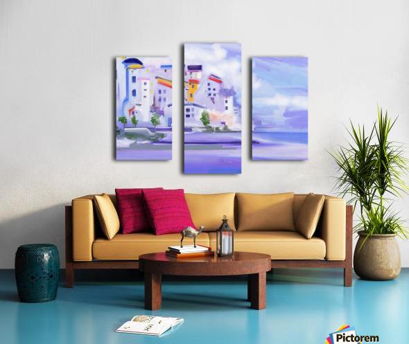 0191 Canvas print