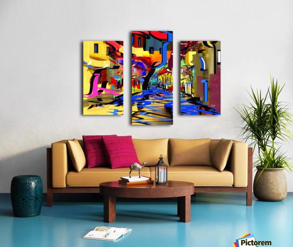 0210 Canvas print