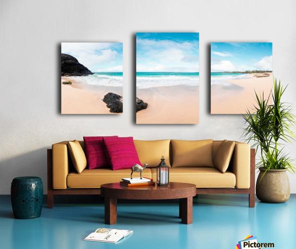Kauai Paradise Canvas print