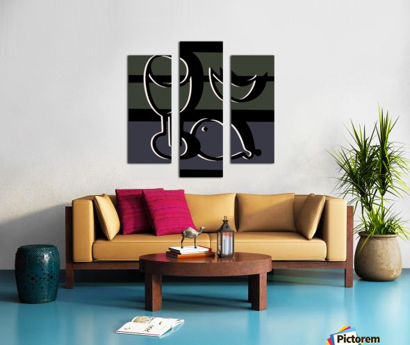 Still Life with a Goblet 2 Canvas print