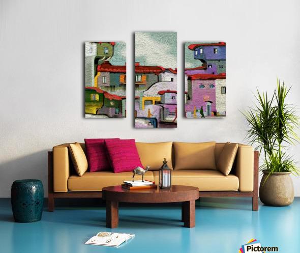 0227 Canvas print